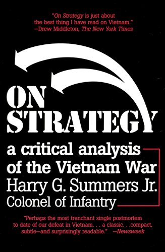 9780891415633: On Strategy: A Critical Analysis of the Vietnam War
