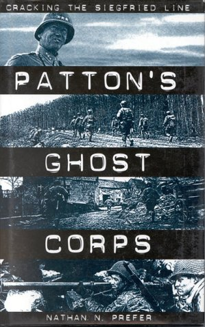 9780891416463: Patton's Ghost Corps: Cracking the Siegfried Line