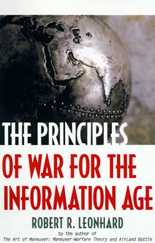 9780891416470: The Principles of War for the Information Age