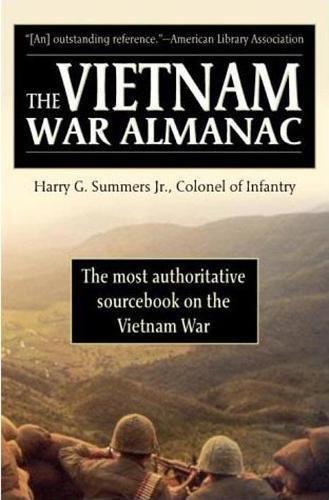 9780891416920: The Vietnam War Almanac