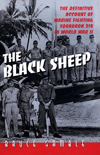 9780891417118: The Black Sheep: The Definitive Account of Marine Fighting Squadron 214 in World War II
