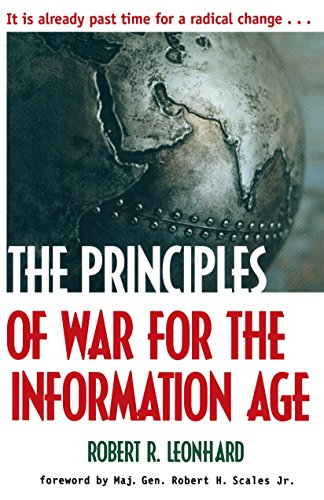 9780891417132: The Principles of War for the Information Age