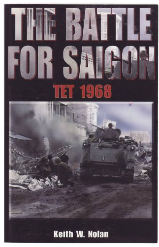 9780891417699: The Battle for Saigon: Tet 1968