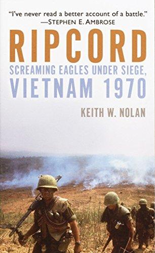 9780891418092: Ripcord: Screaming Eagles Under Siege, Vietnam 1970
