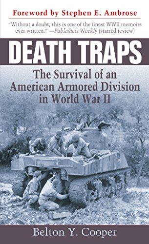 9780891418146: Death Traps: The Survival of an American Armored Division in World War II