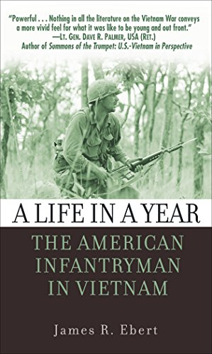 9780891418290: A Life in a Year: The American Infantryman in Vietnam