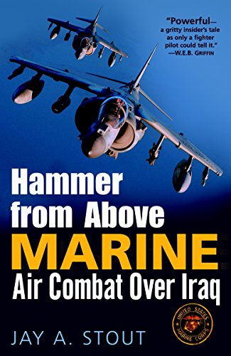 9780891418719: Hammer from Above: Marine Air Combat Over Iraq