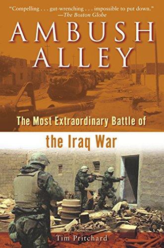 9780891418818: Ambush Alley: The Most Extraordinary Battle of the Iraq War