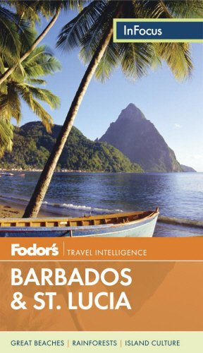 9780891419358: Fodor's In Focus Barbados & St Lucia