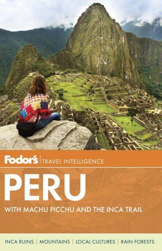 9780891419457: Fodor's Peru: with Machu Picchu and the Inca Trail (Full-color Travel Guide)