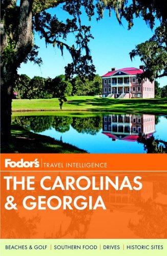 9780891419495: Fodor's The Carolinas & Georgia (Full-color Travel Guide)