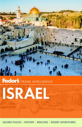 9780891419532: Fodor's Israel, 9th Edition