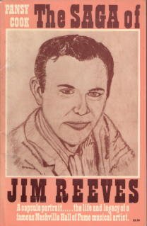 9780891440291: The saga of Jim Reeves: Country and western singer and musician