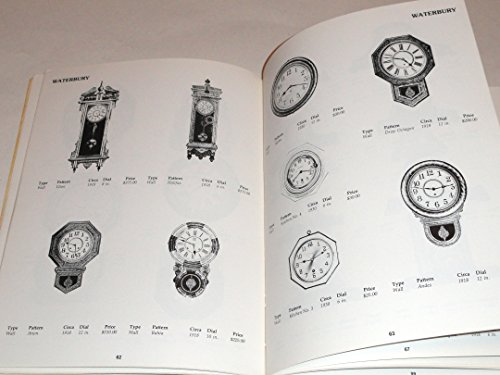 9780891450351: The Standard Antique Clock Value Guide