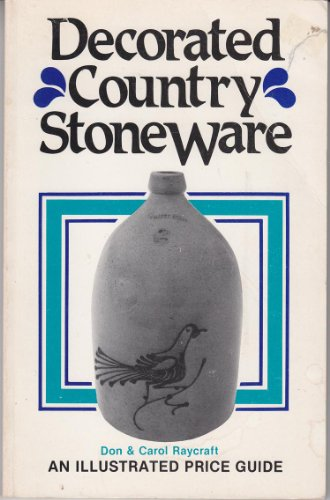 9780891451815: Decorated Country Stoneware