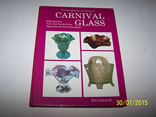 9780891451877: The standard encyclopedia of carnival glass