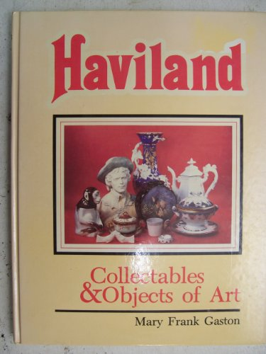 Haviland Collectibles and Objects of Art: Gaston, Mary Frank