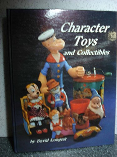 Character Toys and Collectibles I: Longest, David