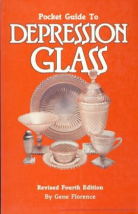 9780891452799: Pocket Guide to Depression Glass