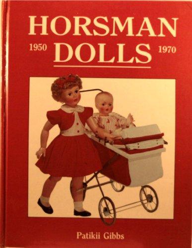 Horsman Dolls: Gibbs, Patiki