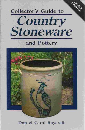 9780891452898: Collector's Guide to Country Stoneware and Pottery