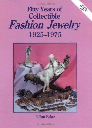 9780891453192: Fifty Years of Collectible Fashion Jewelry 1925-1975