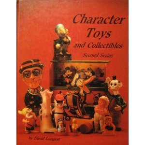 Character Toys and Collectibles/Second Series (Character Toys: David Longest