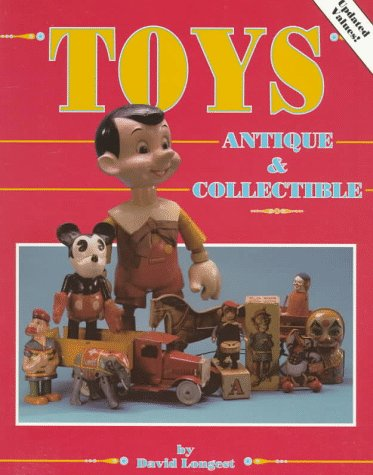 Toys: Antique and Collectible: Longest, David
