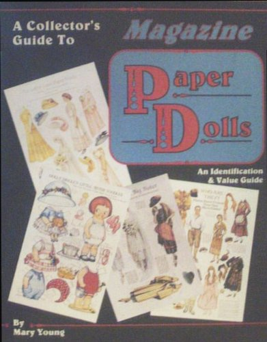 9780891454243: Collector's Guide to Magazine Paper Dolls