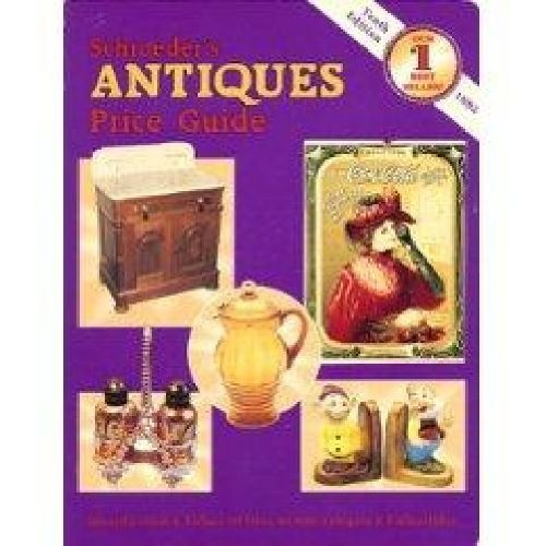 Schroeder's Antiques Price Guide 1992: Collector Books