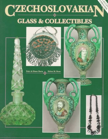 Czechoslovakian Glass & Collectibles