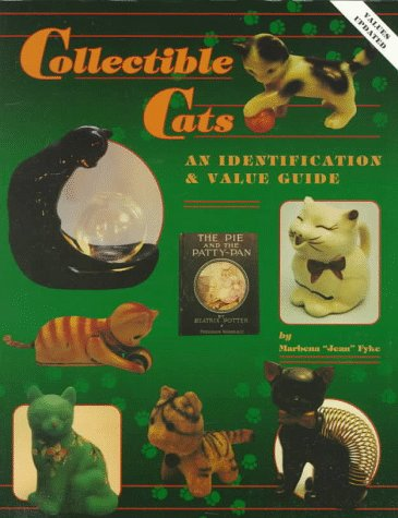9780891455301: Collectible Cats, an Identification and Value Guide