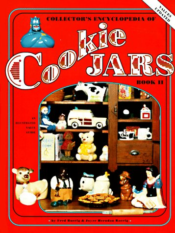 Collector's Encyclopedia of Cookie Jars Book II