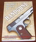 9780891455714: Pocket Guide to Handguns: Identification and Values 1900 to Present