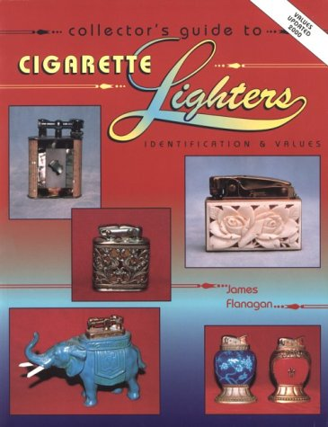 9780891456117: Collectors' Guide to Cigarette Lighters: Identification and Values
