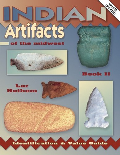 9780891456155: Indian Artifacts of the Midwest