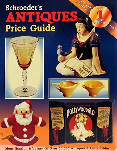 Schroeder's Antiques Price Guide: Sharon Huxford