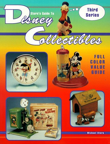 9780891456353: Stern's Guide to Disney Collectibles (3rd Series)
