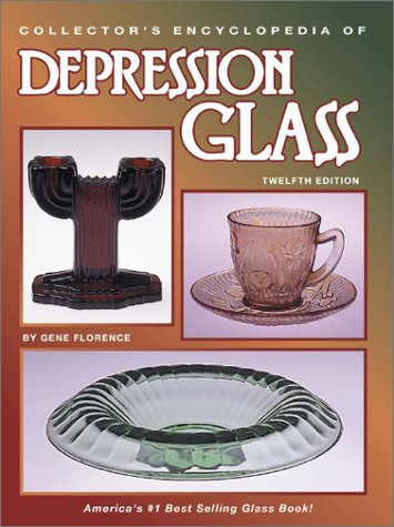9780891456636: Collector's Encyclopedia of Depression Glass