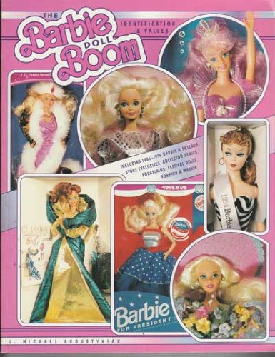 9780891456865: The Barbie Doll Boom: Identification and Values