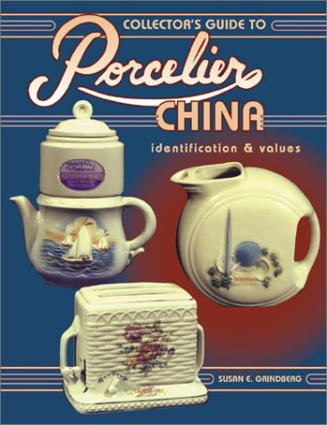 Collector's Guide to Porcelier China: Identification and Values