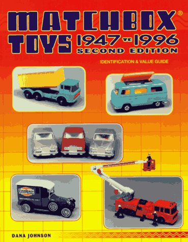 9780891457305: Matchbox Toys, 1947 to 1996: Identification and Values