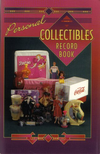 Personal Collectibles Record Book: n/a