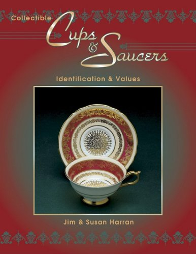9780891457633: Collectible Cups and Saucers: Identification and Value Guide (Collectible Cups & Saucers)