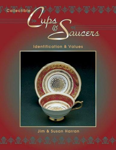 9780891457633: Collectible Cups & Saucers (Collectible Cups & Saucers Book)