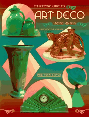 9780891457695: Collector's Guide to Art Deco: Identification & Values