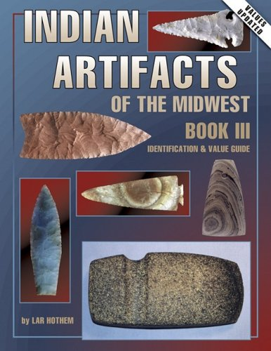 9780891457824: Indian Artifacts of the Midwest