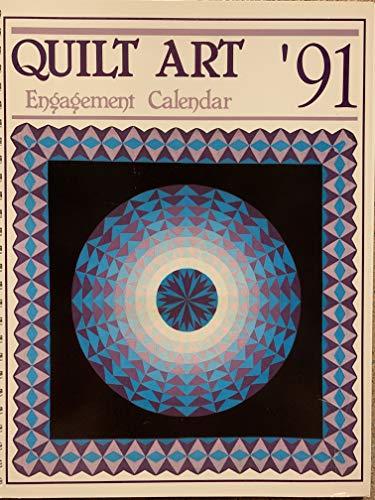 9780891459545 Quilt Art 1991 Calendar Abebooks American