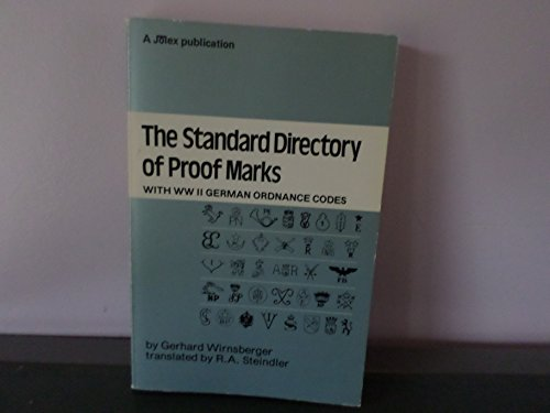 9780891490067: Standard Directory of Proof Marks