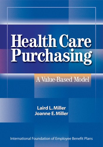 9780891545644: Health Care Purchasing: A Value-Based Model
